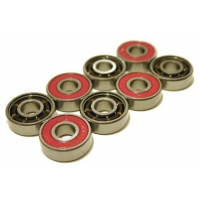Little wheels bearings Abec 7 (double shield)