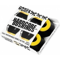 Bones Hardcore Bushings Medium/91a Yellow Doppelpack