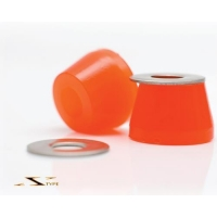 Sabre Bushings X-type orange (86a)