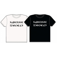 SUBVERT - subversive tendencies shirt