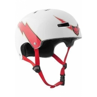 "TSG ""Flash"" helmet white"