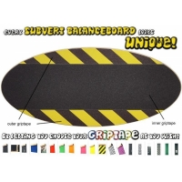 "subVert B-Board ""stretched Egg"" 90cm x 35,5cm"