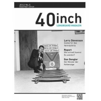 40 INCH Longboard mag Issue 4