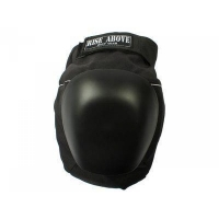 RISE ABOVE Pro Knee Pad Large Size Black