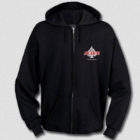 "JUICE ""Ace"" zipperhoody black"