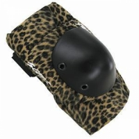 SMITH Scabs Elite Leopard Elbow Pads