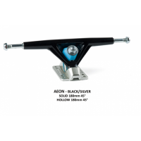 Seismic Truck Aeon Solid 180mm 45° black/silver