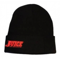 "JUICE ""Pools, Pipes & Punkrock"" beanie black"
