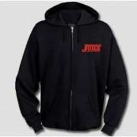 "JUICE ""Pools, Pipes & Punkrock"" zipperhoody..."