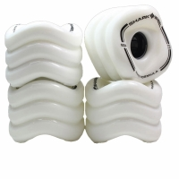 "SHARK WHEELS ""California Roll"" 60mm/78a white"