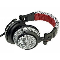 "Co:caine Headphones ""urban style"""