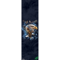"The Mountain Cosmic Eagle GriptapeSheet 9"" x 33"""