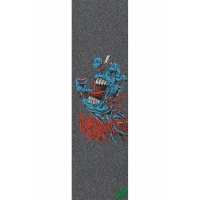 "Screaming-Hand-Art Taylor Mob GriptapeSheet 9"" x..."