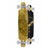 Bustin Complete Mission 40Inch Bamboo Dropthrough Longboard