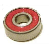 Little wheels bearings Abec 7 single bearing