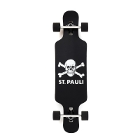 St. Pauli - Drop Through Allrounder Complete black