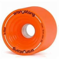 "ORANGATANG ""in heat"" 75mm 80a - orange"