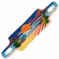 Lush Freebyrd Surf Deck Only
