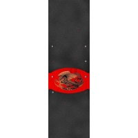 "Powell Peralta Graphic Griptape OVAL DRAGON 9"" x..."