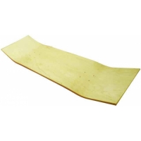 Uncut Skateboard Blank Deck 9,5 wide, Wheelbase 14,0