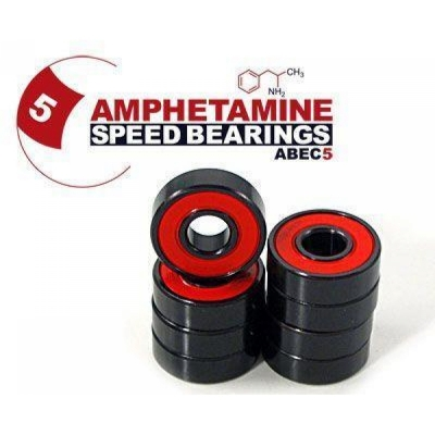 AMPHETAMINE ABEC-5 Bearings