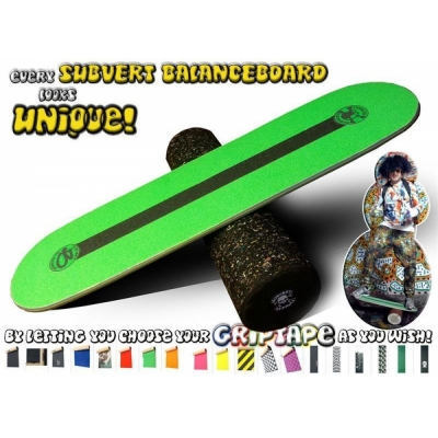 subVert B-Board popsicle 8.0 inkl. Rubber Wheel