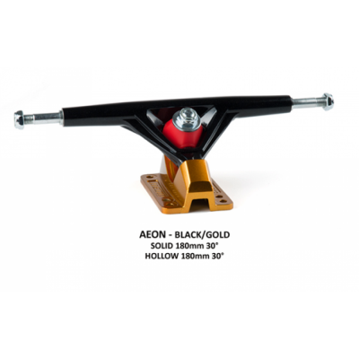 Seismic Truck Aeon Hollow 180mm 30° black/gold