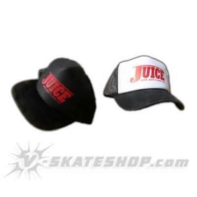JUICE Pools, Pipes & Punkrock Mesh Cap