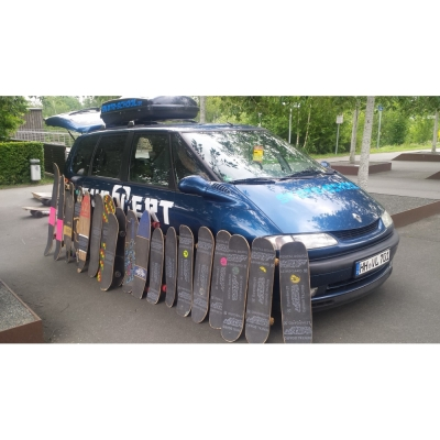 rental boards: Longboards, Skateboards, Surfskates, Balanceboards, E-Boards