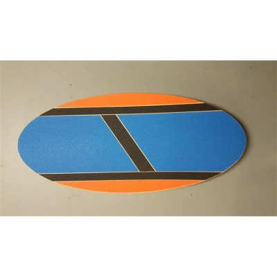 subVert B-Board stretched Egg 90cm x 35,5cm