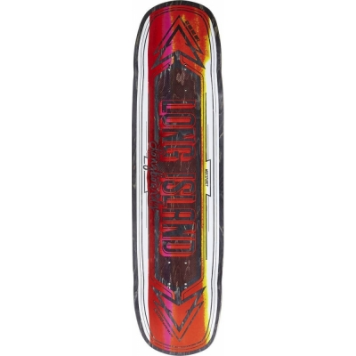 Long Island MULTIFUNCT 36 Hybrid Skateboard Deck or complete
