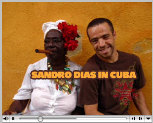with Sandro on Cuba!