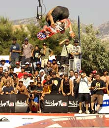 Cochini FLYING HIGH on subVert - click to enlarge