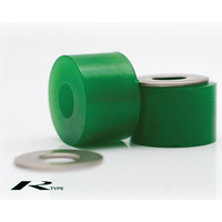 Sabre Barrel Bushings R-type green (93a)