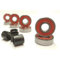 LITTLE WHEELS LWS Kugellager Abec 7 (double shield) Set
