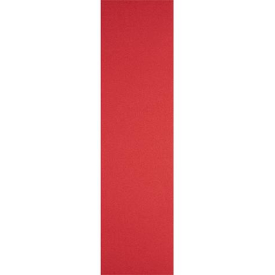 Colored Griptape Sheet red 9 x 33