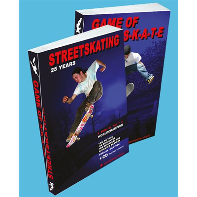 Streetskateboarding / Game of SKATE Skateboard Buch