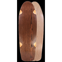 MDW30 mini deck dark walnut 30x8,75 WB 14inch Dark walnut